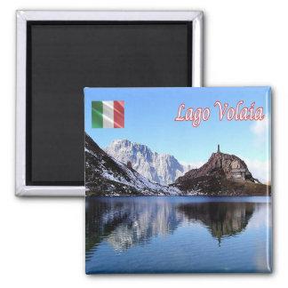 IT - Italy - Lago Volaia Magnet