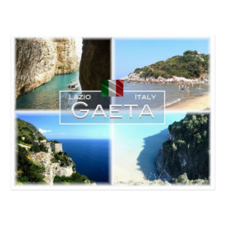 IT Italy - Lazio - Gaeta - Postcard