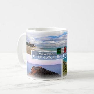 IT Italy - Liguria - Finale Ligure - Coffee Mug