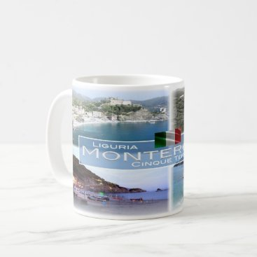IT Italy - Liguria - Monterosso - Coffee Mug