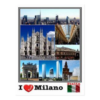 IT Italy - Milano - Postcard