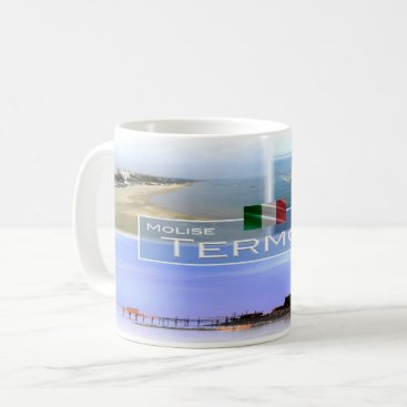 IT Italy - Molise - Termoli - Coffee Mug