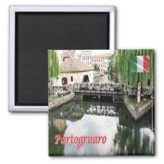 IT - Italy - Portogruaro Magnet