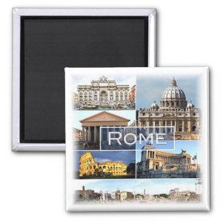IT * Italy - Rome - Roma Italia Magnet