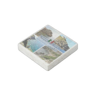 IT Italy - Toscana - Isola del Giglio - Stone Magnet
