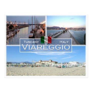 IT Italy - Tuscany - Viareggio - Postcard