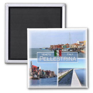 IT Italy # Veneto - Pellestrina - Magnet