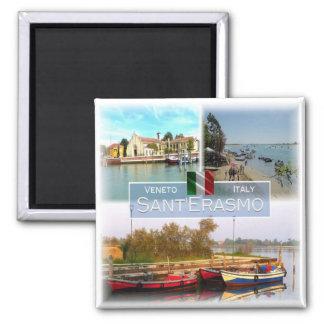 IT Italy # Veneto -  Sant'Erasmo - Magnet