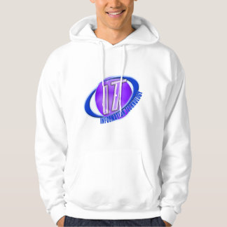 IT LOGO ORB/SWOOSH INFORMATION TECHNOLOGY HOODIE