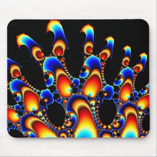 It - Mandelbrot Fractal Art Mouse Pad