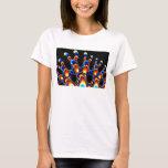 It - Mandelbrot Fractal Art T-Shirt