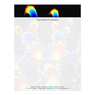 It - Mandelbrot Fractal Letterhead