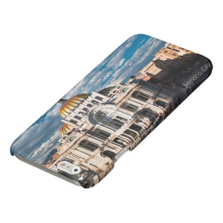 it marries beautiful arts Mexico City Glossy iPhone 6 Case