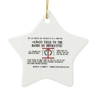 It Matters EHC Ethic Mousepad Ornaments