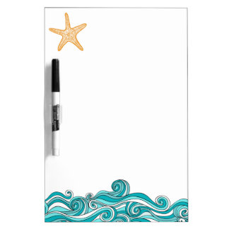 It Matters to This One Starfish Dry Erase Board