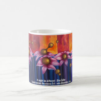 It might be different cup classic white coffee mug