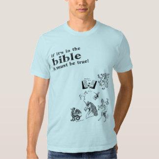 It must be true tee shirt