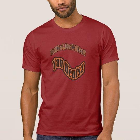 It must, therefore it is possible Van Heutsz 12 T-Shirt