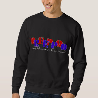It Only Takes a Night to Get Hooked REPO Sweatshirt