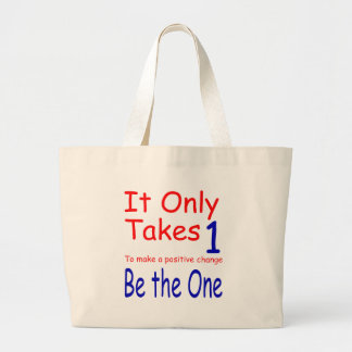 It Only Takes One Bag
