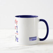It Only Takes One Ringer Mug