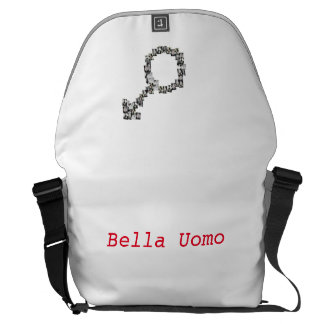 It practices, comfortable and unglued courier bag