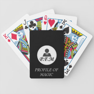 IT PROCASES OUT OF MAGIC BICYCLE PLAYING CARDS