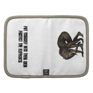 It protects the elephants folio planner