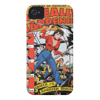 It Really Happened iPhone 4 Case