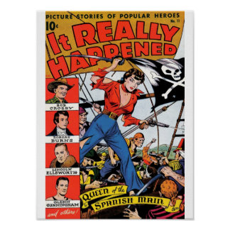 It Really Happened Poster