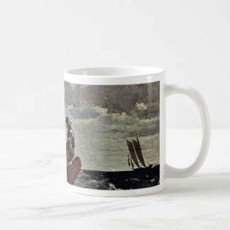 It Refreshes By Homer Winslow (Best Quality) Coffee Mug