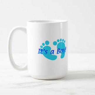 It s a Boy Mug
