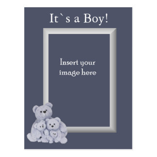 It`s a Boy! Postcard
