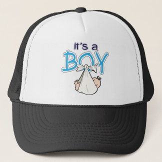 It, s. a. Boy! Trucker Hat