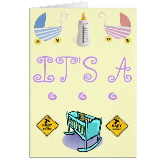 It s a greeting card