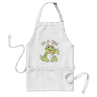 It s A Girl Aprons