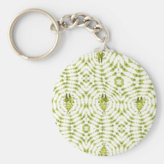 It s a green Christmas Key Chains
