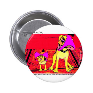 It s A Lab s Life - The Animated Series Pins