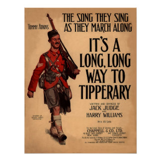 It s A Long Way to Tipperary Poster