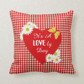 It's A Lovely Day Daisy Valentine