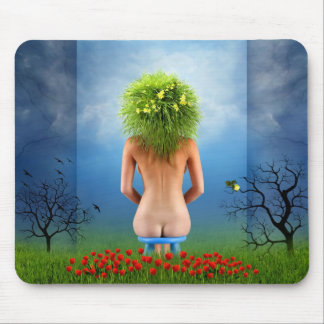 It`s a New Day Today Mouse Pad