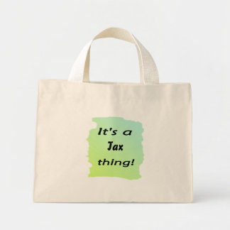It s a tax thing bags