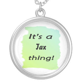 It s a tax thing jewelry