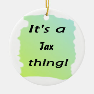 It s a tax thing christmas tree ornament