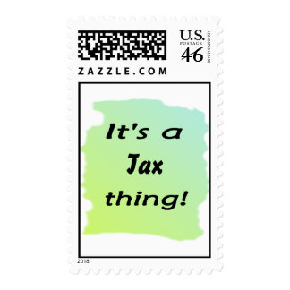 It s a tax thing stamp