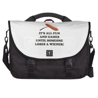 It s All Fun And Games Commuter Bags