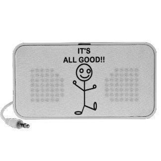 It s All Good iPhone Speaker
