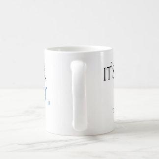 It s Always Nicer with An Icer Mug