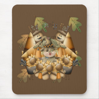 It's Finally Fall Mouse Pad