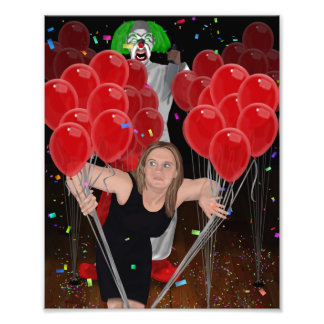 It s My Party Photographic Print